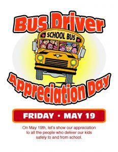 school bus driver appreciation certif 17